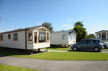 static caravan holiday park