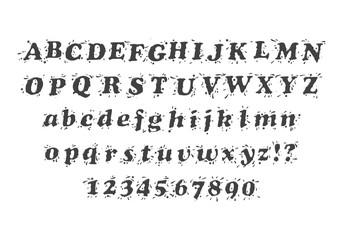 Liquid Font