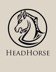 Head Horse Logo, art vector design