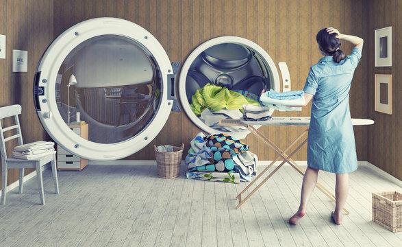 the Big Wash
