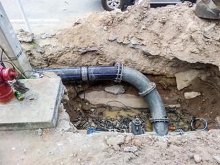 repair water system