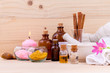 Natural Spa Ingredients Aromatherapy and Natural Spa theme on w