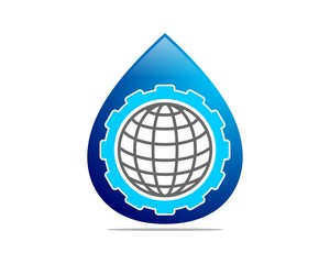 Global oil and water industry