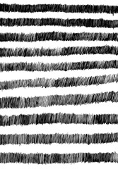 abstract black ink striped background