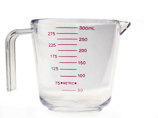 Measuring Cup Empty 2