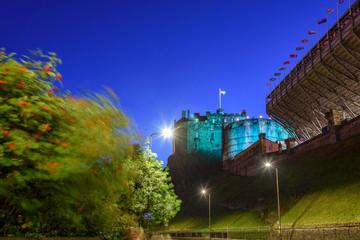 Wall Mural - Edinburgh Castle, Scotland