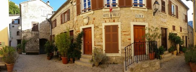Village de Sainte-Agnès