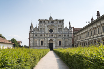 Certosa di Pavia (Lombardy, Italy)