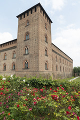 Pavia (Italy): castle