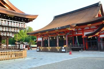 京都 八坂神社 本殿