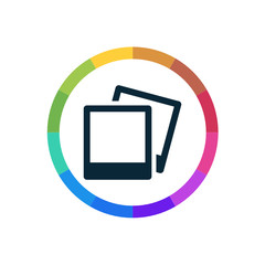 Modern Stylish App Icon