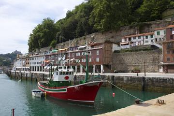 Port Saint sebastien - San sebastian - Donostia Pays Basque Espagne 1
