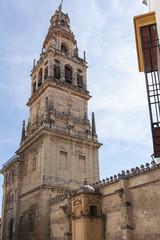 Córdoba ciudad monumental de Andalucía, España