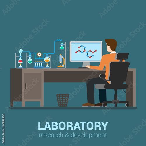 lab process design