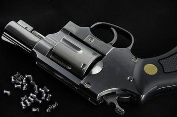 BB gun revolver