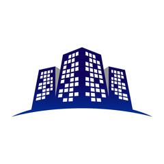 Commercial Building Skyline