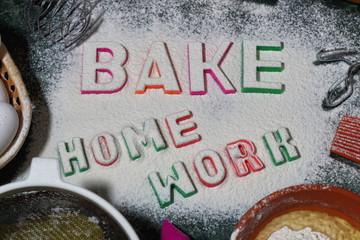 background baking