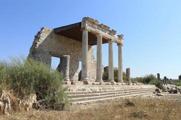 Miletus Ruins of ancient Greek city in Turkey