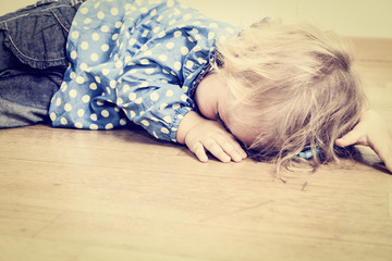 crying child, depression and sadness