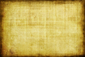 Grunge papyrus texture or background