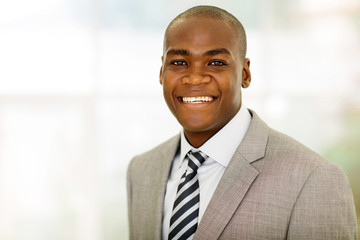 african american male corporate worker