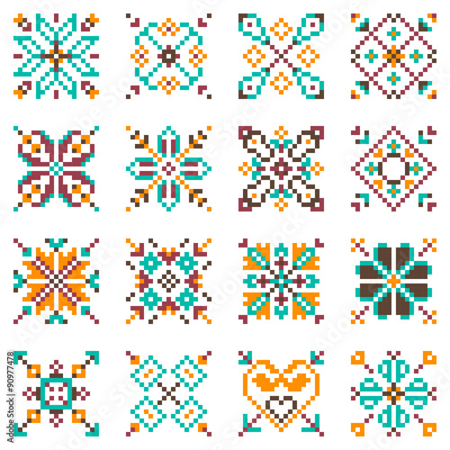 """Ethnic National: """"Ethnic National Patterns"""" Stock Image And Royalty-free"""