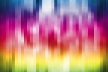 Sfondo astratto arcobaleno