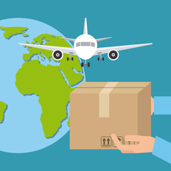 courier service worldwide