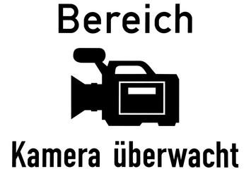 Kameraüberwacht
