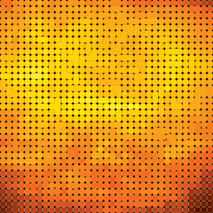 Wall Mural - Gold texture pattern, vector background