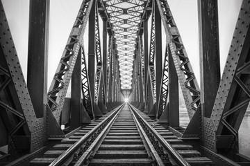 Wall Murals Bridge Railway Bridge,Adana,Turkey