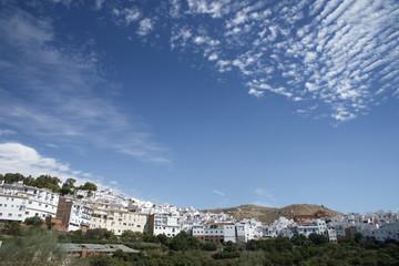 Municipio de Torrox en la provincia de Málaga
