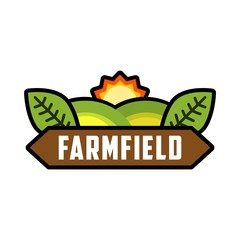 Farm Vector Template