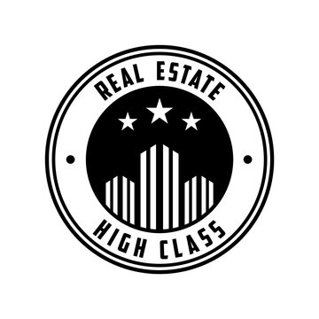 Real Estate Vector Template