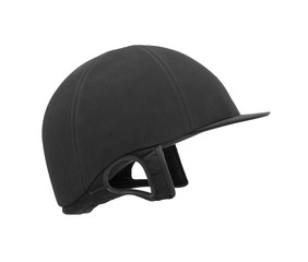 Black ridding cap for horse riders