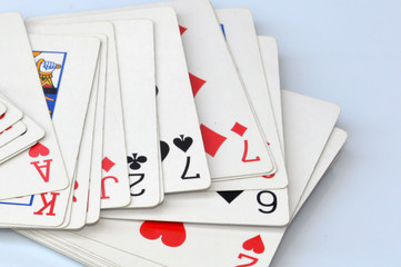 playing cards French