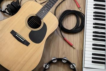Pop Music instruments