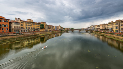 Boating In Florence