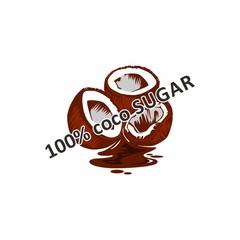coco sugar 100%