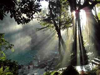 Misol Ha, Chiapas, Messico