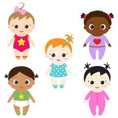 Baby girls