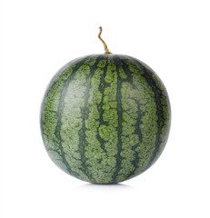 watermelon insolated on white  background