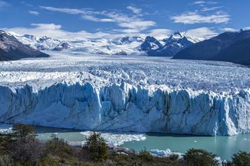 Keuken foto achterwand Gletsjers Perito Moreno Glacier in Argentina