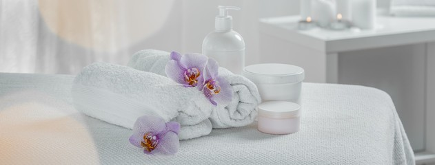 Spa massage supplies
