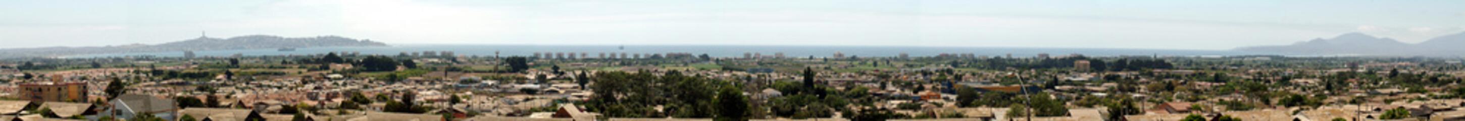 Panoramica Coquimbo La Serena