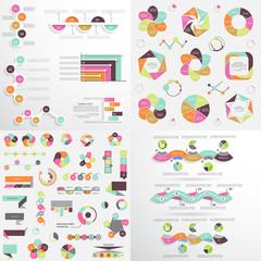 Super big set 2, Infographic elements, Templates for business re