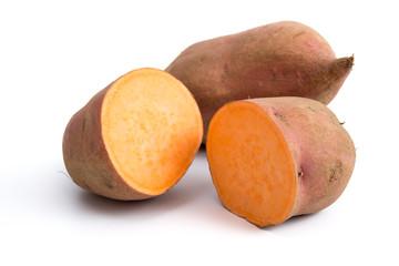 Rote Süßkartoffel