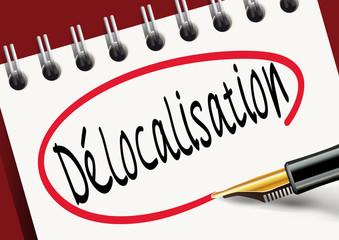 BLOC Delocalisation