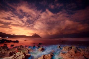 Coast of Sicily