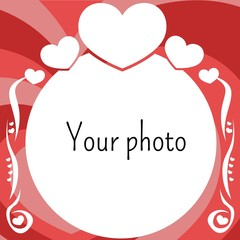 picture frame for love picture